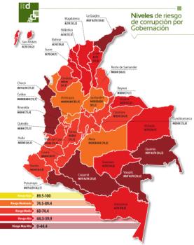 Mapa riesgos de corrupción